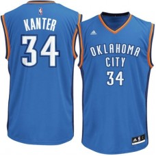 Oklahoma City Thunder - Enes Kanter Replica NBA Dres