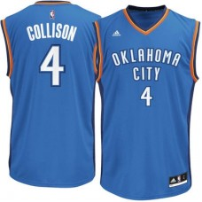 Oklahoma City Thunder - Nick Collison Replica NBA Dres