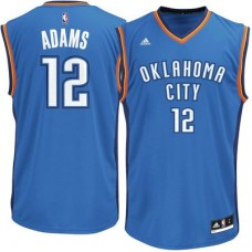Oklahoma City Thunder - Steven Adams Replica NBA Dres