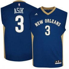 New Orleans Pelicans - Omer Asik Replica NBA Dres