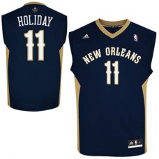 New Orleans Pelicans - Jrue Holiday Replica NBA Dres