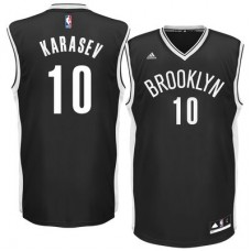 Brooklyn Nets - Sergey Karasev Replica NBA Dres