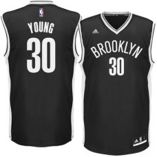 Brooklyn Nets - Thaddeus Young Replica NBA Dres