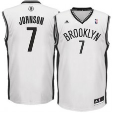 Brooklyn Nets - Joe Johnson Replica NBA Dres