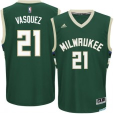 Milwaukee Bucks - Greivis Vasquez Replica NBA Dres