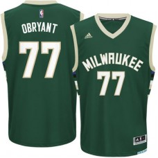 Milwaukee Bucks - Johnny OBryant Replica NBA Dres
