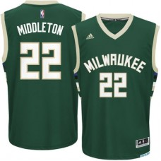 Milwaukee Bucks - Khris Middleton Replica NBA Dres