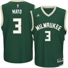 Milwaukee Bucks - OJ Mayo Replica NBA Dres