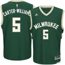 Milwaukee Bucks - Michael Carter-Williams Replica NBA Dres