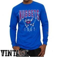 Denver Nuggets - Team Trifecta NBA Tričko s dlhým rukávom