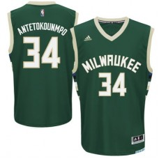 Milwaukee Bucks - Giannis Antetokounmpo Replica NBA Dres