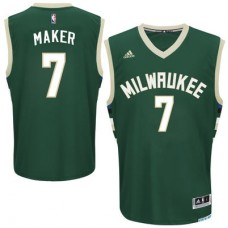 Milwaukee Bucks - Thon Maker 2016 Draft Pick Replica NBA Dres