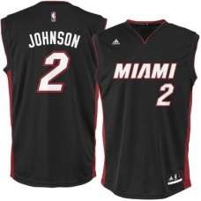 Miami Heat - Joe Johnson Replica NBA Dres