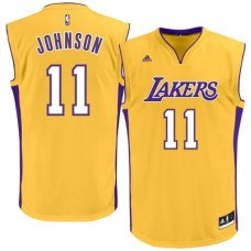 Los Angeles Lakers - Wesley Johnson Replica NBA Dres