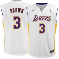 Los Angeles Lakers - Anthony Brown Replica NBA Dres