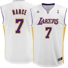 Los Angeles Lakers - Larry Nance Replica NBA Dres