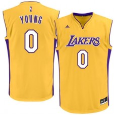 Los Angeles Lakers - Nick Young Replica NBA Dres