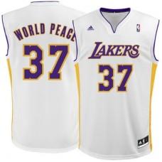 Los Angeles Lakers - Metta World Peace Replica NBA Dres