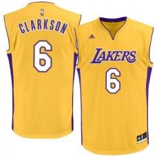 Los Angeles Lakers - Jordan Clarkson Replica NBA Dres