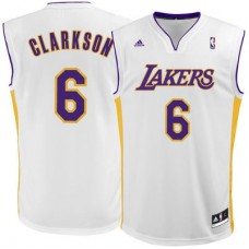 Los Angeles Lakers - Jordan Clarkson Replica NBA Dres