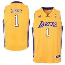 Los Angeles Lakers - DAngelo Russell Replica NBA Dres