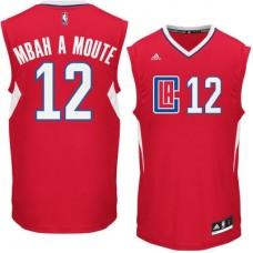 LA Clippers - Luc Mbah a Moute Replica NBA Dres