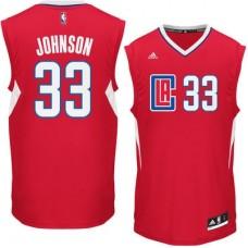 LA Clippers - Wesley Johnson Replica NBA Dres