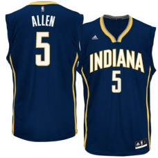 Indiana Pacers - Lavoy Allen Replica NBA Dres