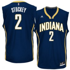 Indiana Pacers - Rodney Stuckey Replica NBA Dres