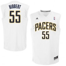 Indiana Pacers - Roy Hibbert Fashion Replica NBA Dres