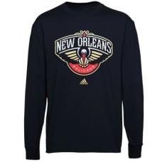 New Orleans Pelicans - Prime Logo NBA Tričko s dlhým rukávom