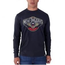 New Orleans Pelicans - Current Logo NBA Tričko s dlhým rukávom