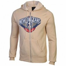 New Orleans Pelicans - Primary Tri-Blend Full Zip NBA Mikina s kapucňou