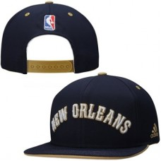 New Orleans Pelicans - Team Nation Snapback NBA Čiapka