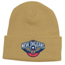 New Orleans Pelicans - Cuffed NBA Knit Čiapka