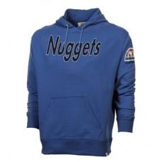 Denver Nuggets - Hardwood Classics NBA Mikina s kapucňou