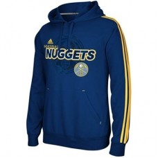 Denver Nuggets - 3-Stripe NBA Mikina s kapucňou