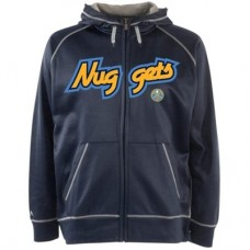 Denver Nuggets - Resist Full Zip NBA Mikina s kapucňou