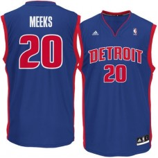 Detroit Pistons - Jodie Meeks Replica NBA Dres