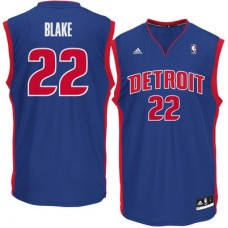 Detroit Pistons - Steve Blake Replica NBA Dres