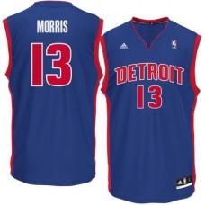 Detroit Pistons - Marcus Morris Replica NBA Dres