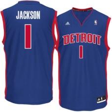 Detroit Pistons - Reggie Jackson Replica NBA Dres