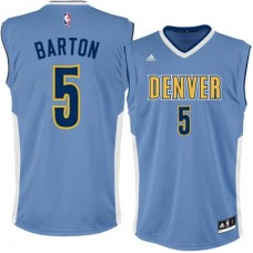 Denver Nuggets - Will Barton Replica NBA Dres