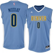 Denver Nuggets - Emmanuel Mudiay Replica NBA Dres