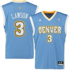 Denver Nuggets - Ty Lawson Replica NBA Dres