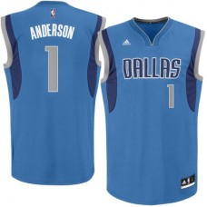 Dallas Mavericks - Justin Anderson Replica NBA Dres