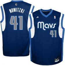 Dallas Mavericks - Dirk Nowitzki Replica NBA Dres