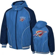 Oklahoma City Thunder - Detachablek Fan NBA Bunda
