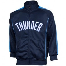 Oklahoma City Thunder Detske - Full Zip Track FF NBA Bunda