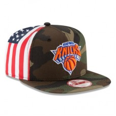 New York Knicks - Flag Side Original Fit 9FIFTY NBA Čiapka